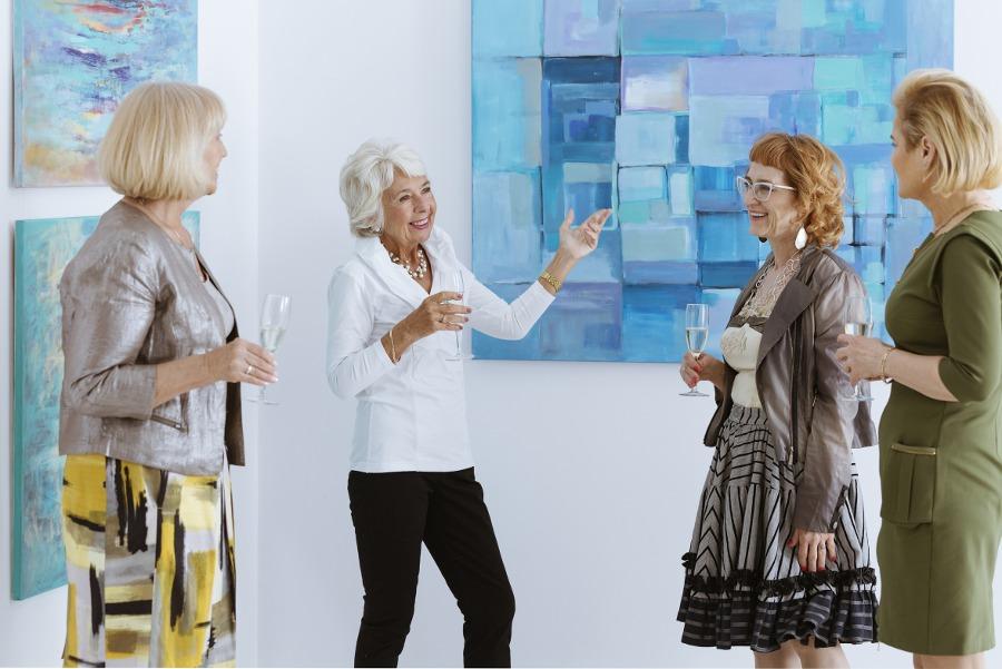 Kultur in Premium-Residenzen