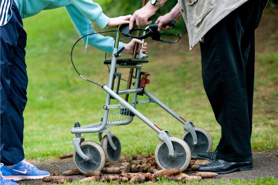 Pflegerische Versorgung in einer Premium-Residenz
