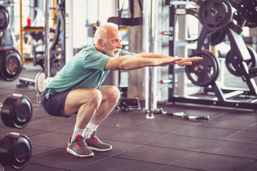 Sport im Alter