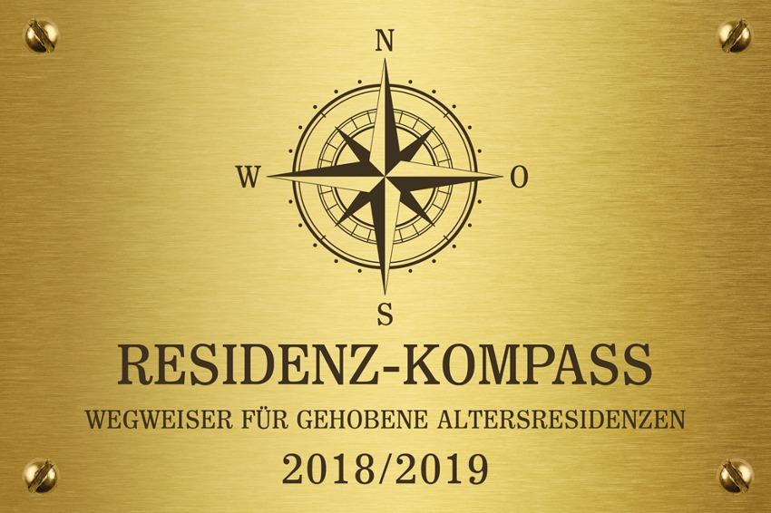 Residenz-Kompass, Wegweiser für gehobene Altersresidenzen
