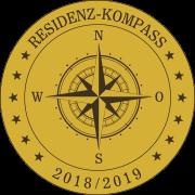 Siegel Residenz-Kompass