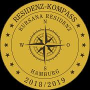Siegel Kursana Residenz Hamburg