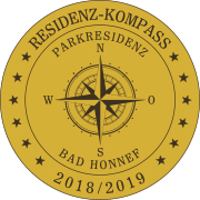 Siegel Parkresidenz Park Honnef