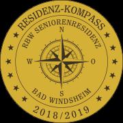 Siegel RBW Seniorenresidenz Bad Windsheim